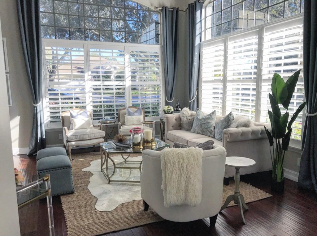 Stunning Plantation Shutters in Safety Harbor, Florida